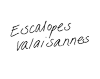 Escalopes valaisannes
